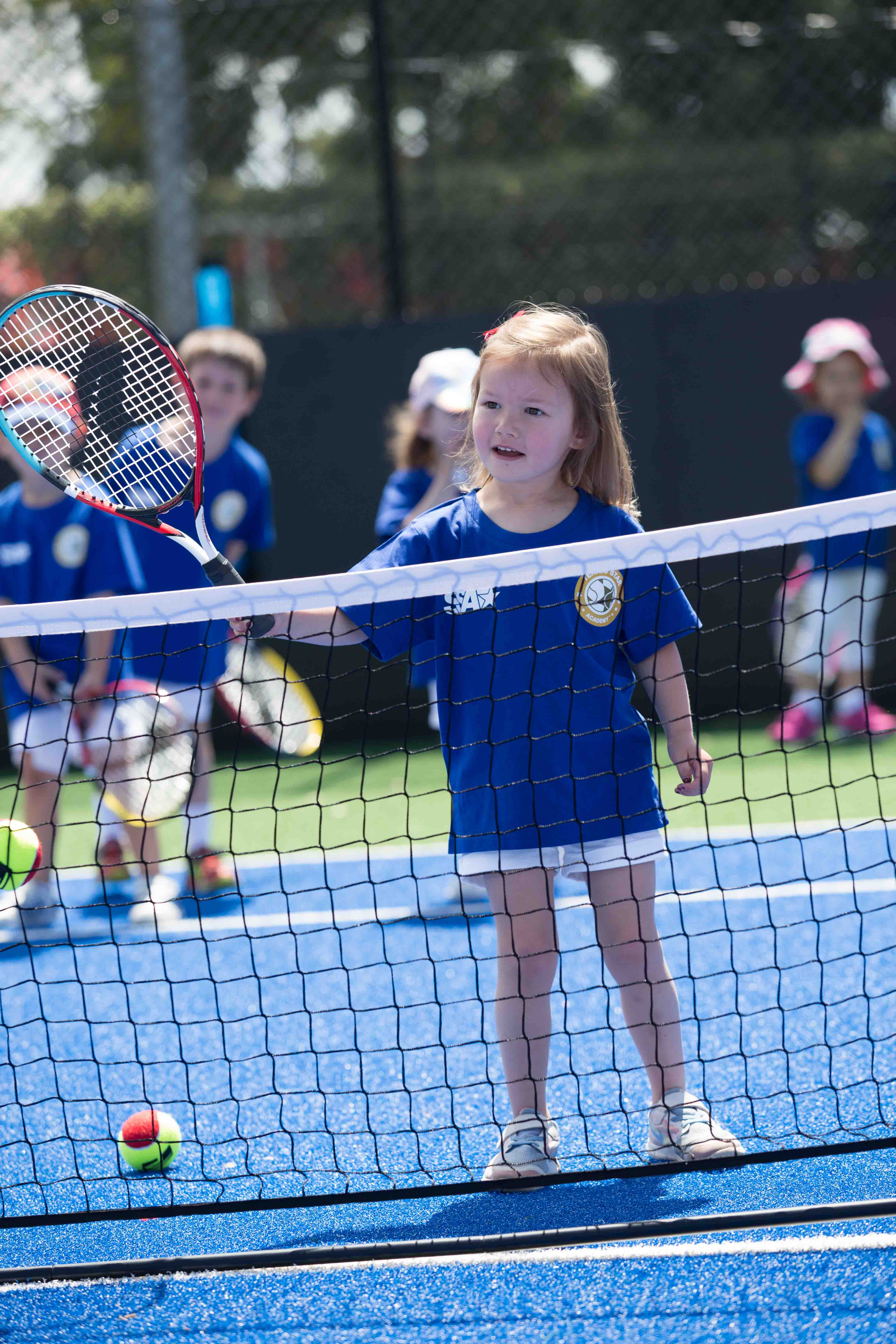 Tennis Star Academy tennis birthday parties